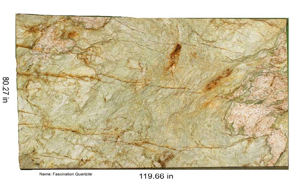 Fascination Quartzite