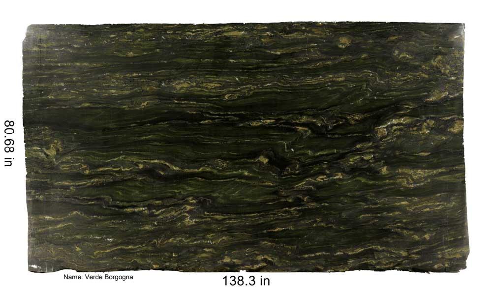 Verde Borgogna