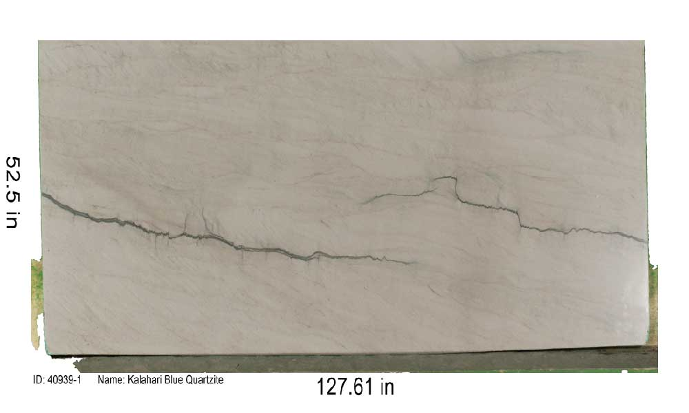 Kalahari Blue Quartzite