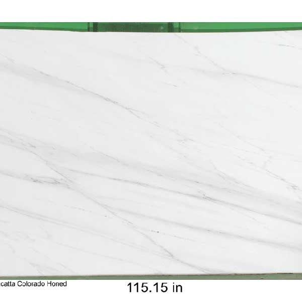 Calacatta Colorado Honed Marble