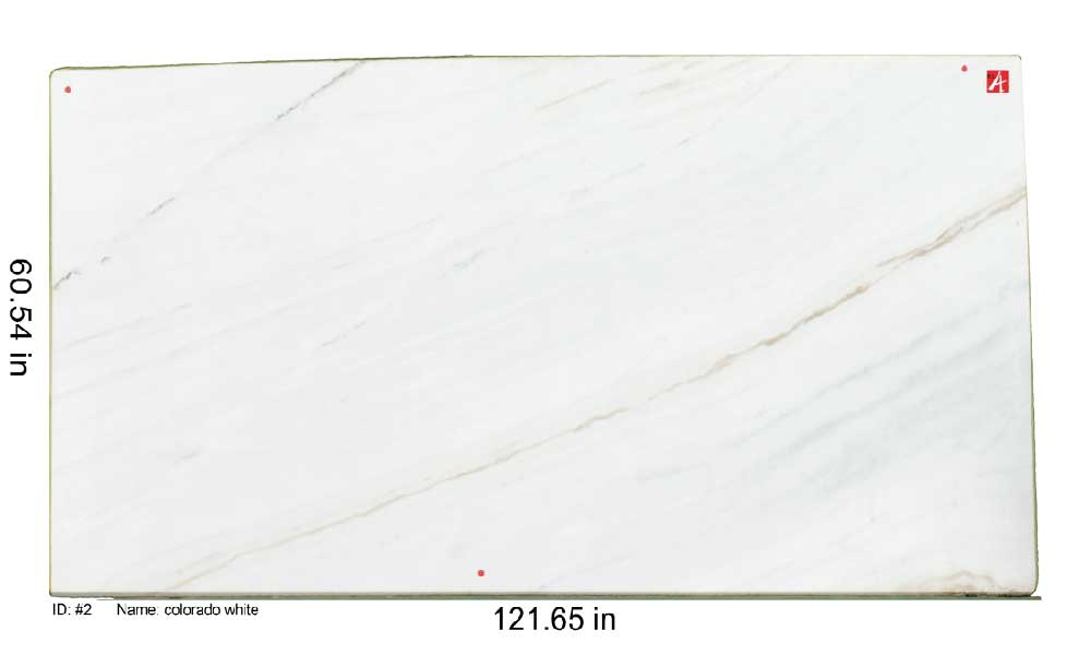 Colorado White Marble