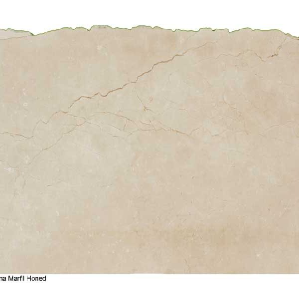 Crema Marfil Honed Marble