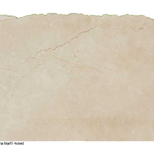 Crema Marfil Honed Marble