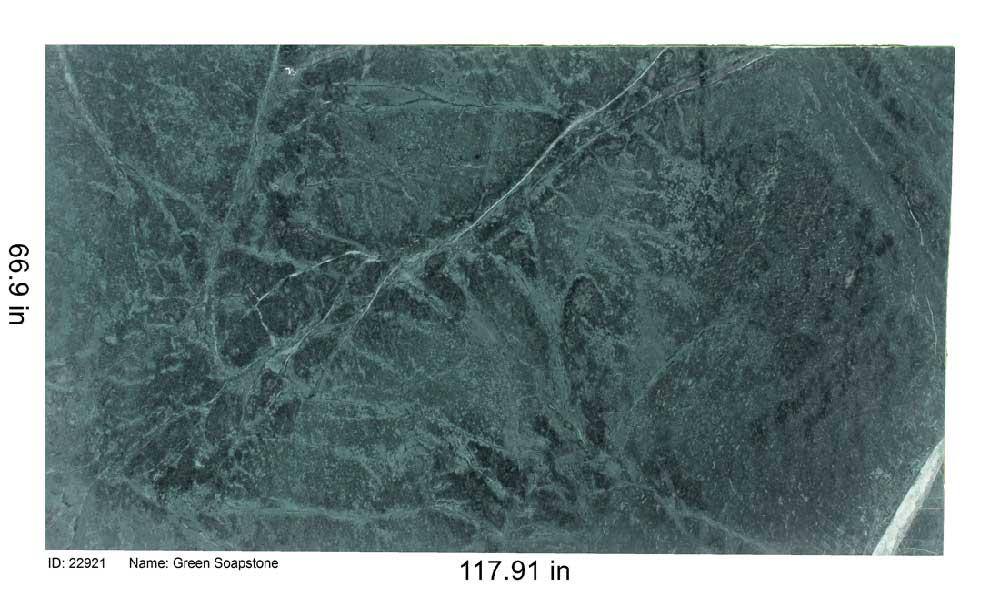 Green Soapstone
