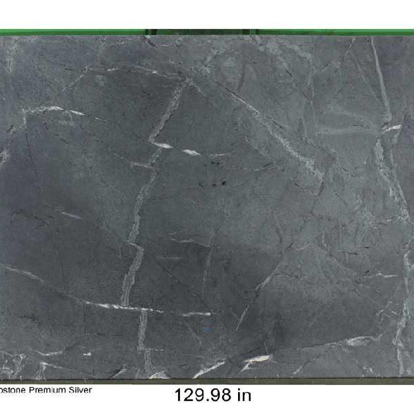 Premium Silver Soapstone
