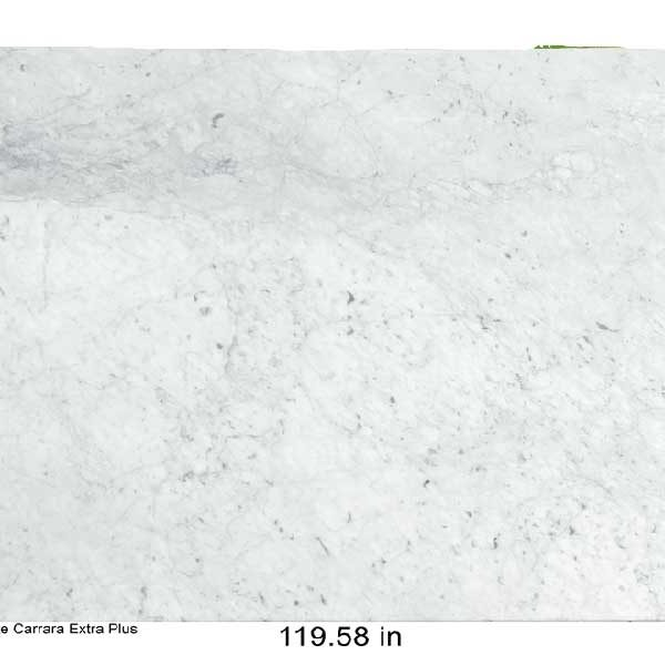 White Carrara Extra Plus Marble