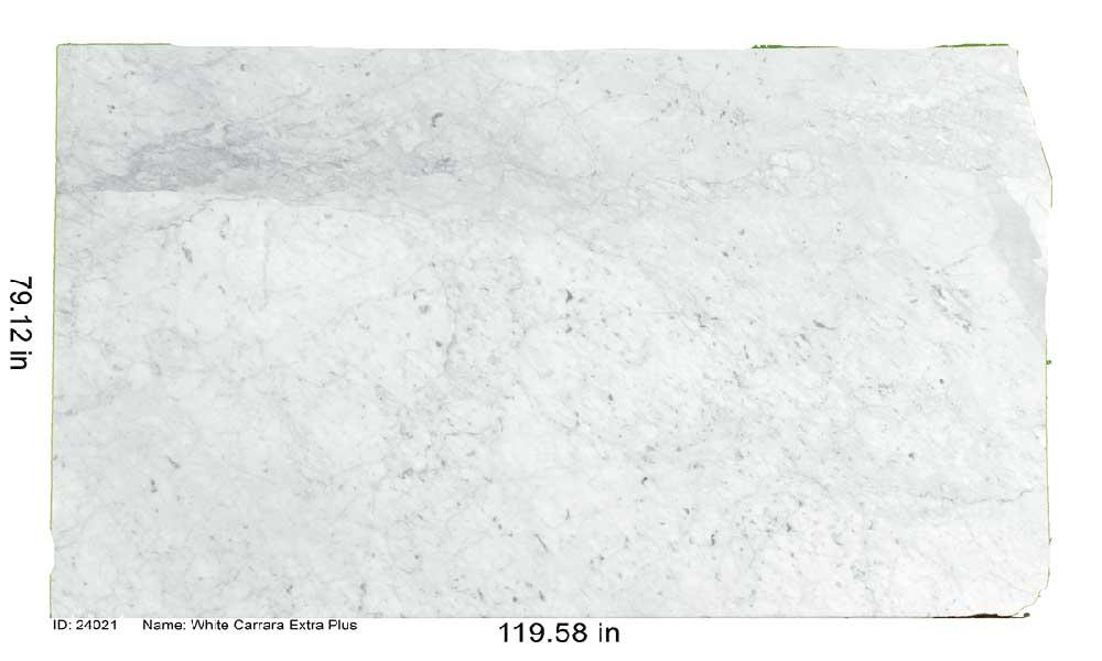 White Carrara Extra Plus Marble