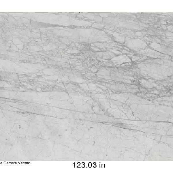 White Carrara Venato Marble